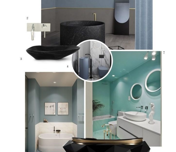 Amazing Color Trends For Your Luxury Bathroom luxury bathroom Amazing Color Trends For Your Luxury Bathroom Amazing Color Trends For Your Luxury Bathroom 9 724x624