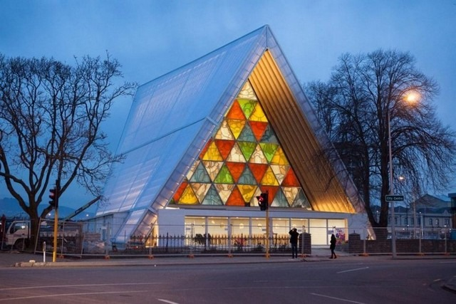 The Amazing Creativity of Shigeru Ban