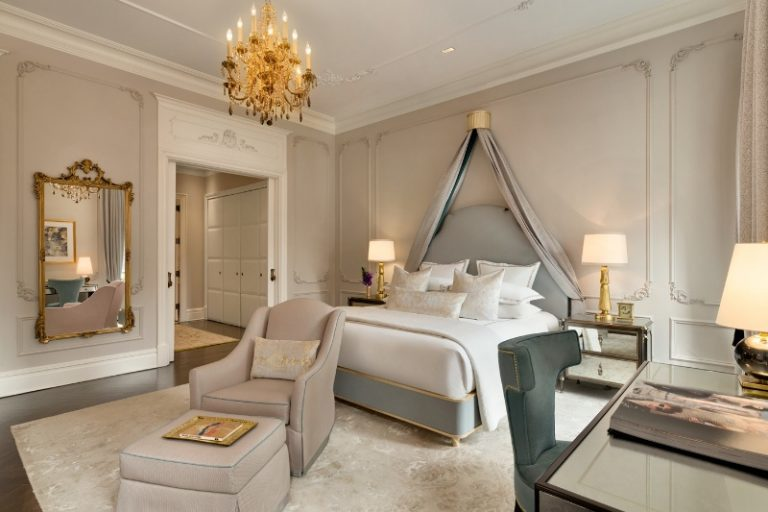 Top Interior Design Projects by Alexandra Champalimaud