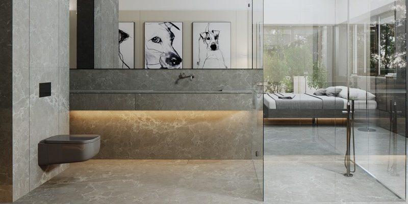luxury bathroom Amazing Color Trends For Your Luxury Bathroom bathrom 3 800x400