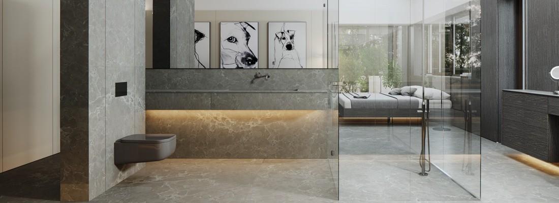 luxury bathroom Amazing Color Trends For Your Luxury Bathroom bathrom 3