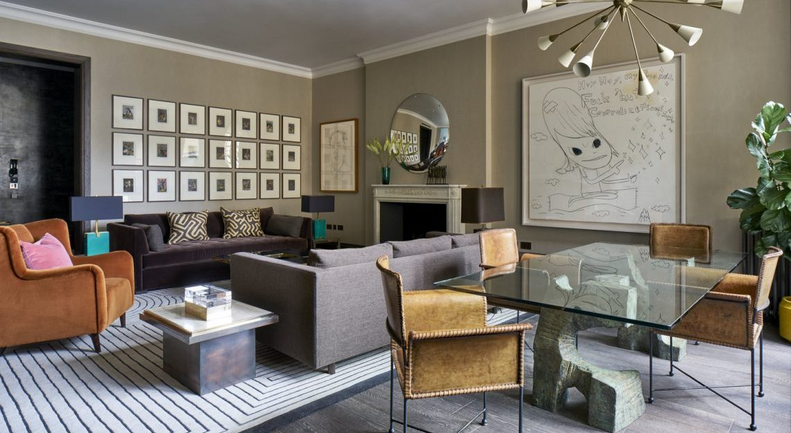 Designs Statements by Peter Mikic peter mikic Designs Statements by Peter Mikic MayfairTownhouseLondonmikic 1140x624