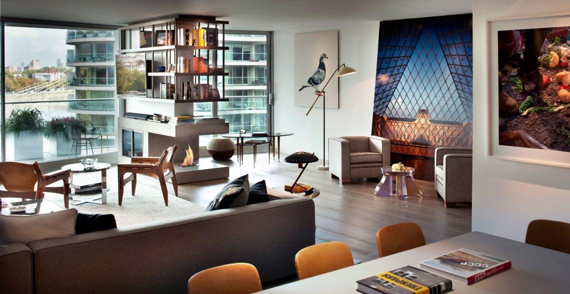 The Grand Style of British Designer Tara Bernard