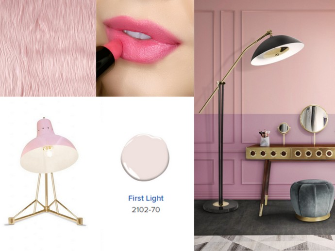 Benjamin Moore's Colour of the Year 2020