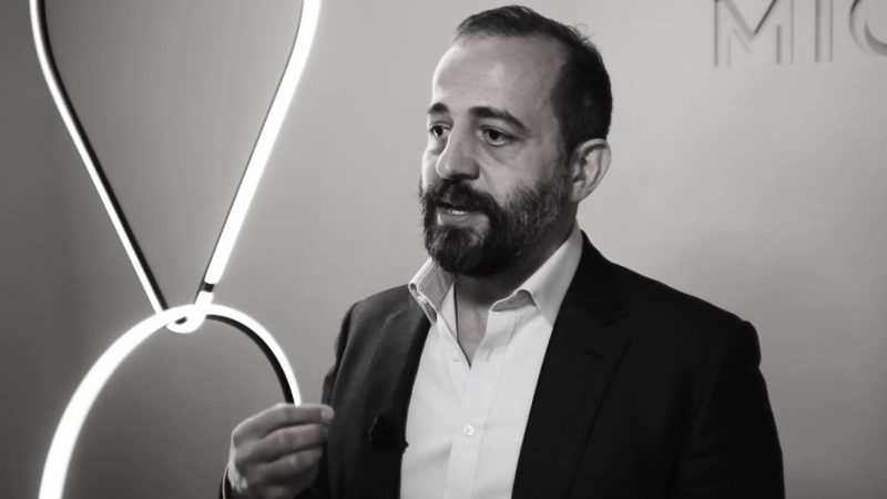 maison et objet The Designer of The Year Marvelled Maison et Objet With His Light Ideas Michael Anastassiades is The Designer of the Year for MO2020 2