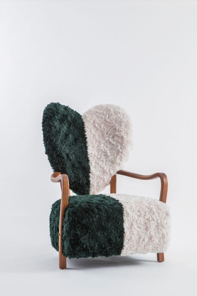 merve kahraman Merve Kahraman's, a Top Craftsmanship Designer uni armchair