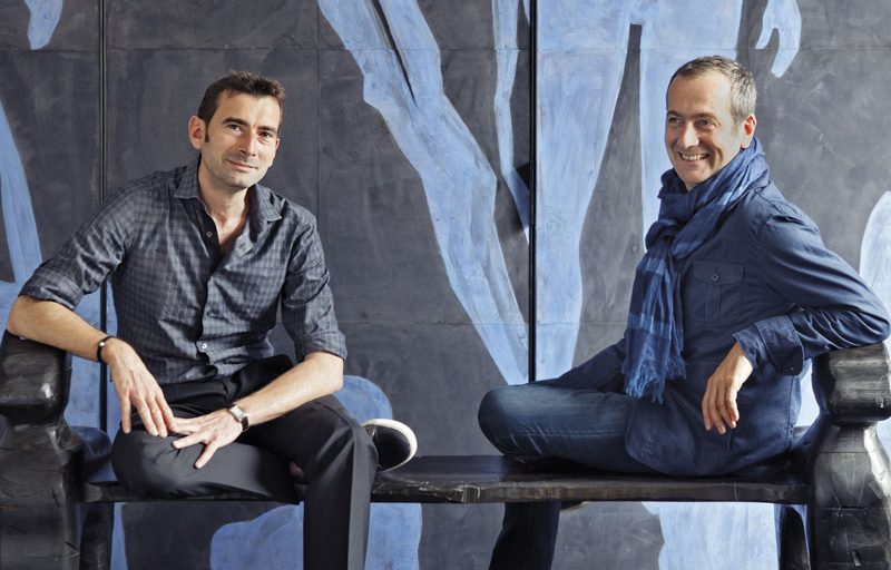studio mhna Discover The Incredible Design History of Studio MHNA Porcelanosa Awards jury Portrait Marc Hertrich et Nicolas Adnet 1 800x512