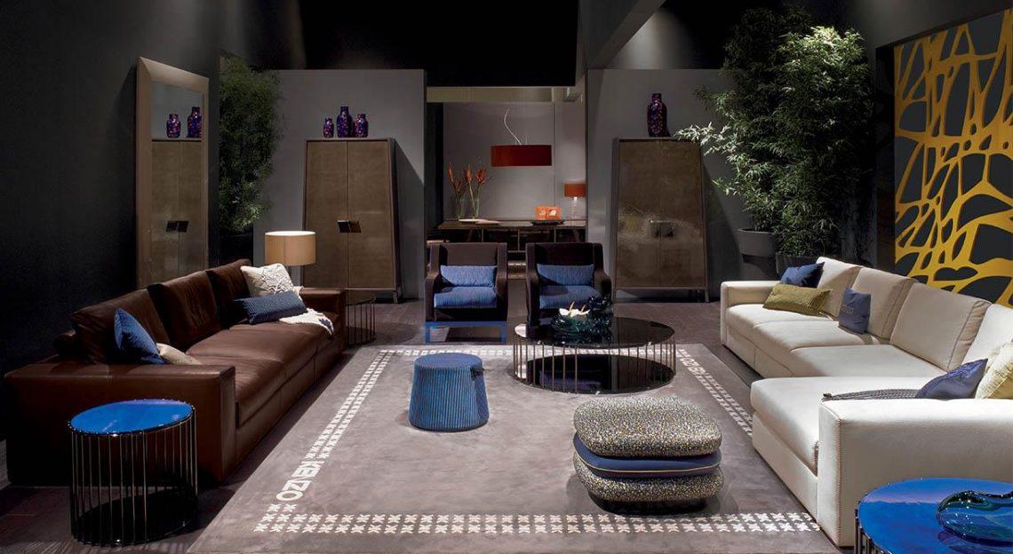 maison et objet 2020 The Ultimate Guide of Maison et Objet 2020 Colecciones de muebles de Kenzo Maison 1140x624