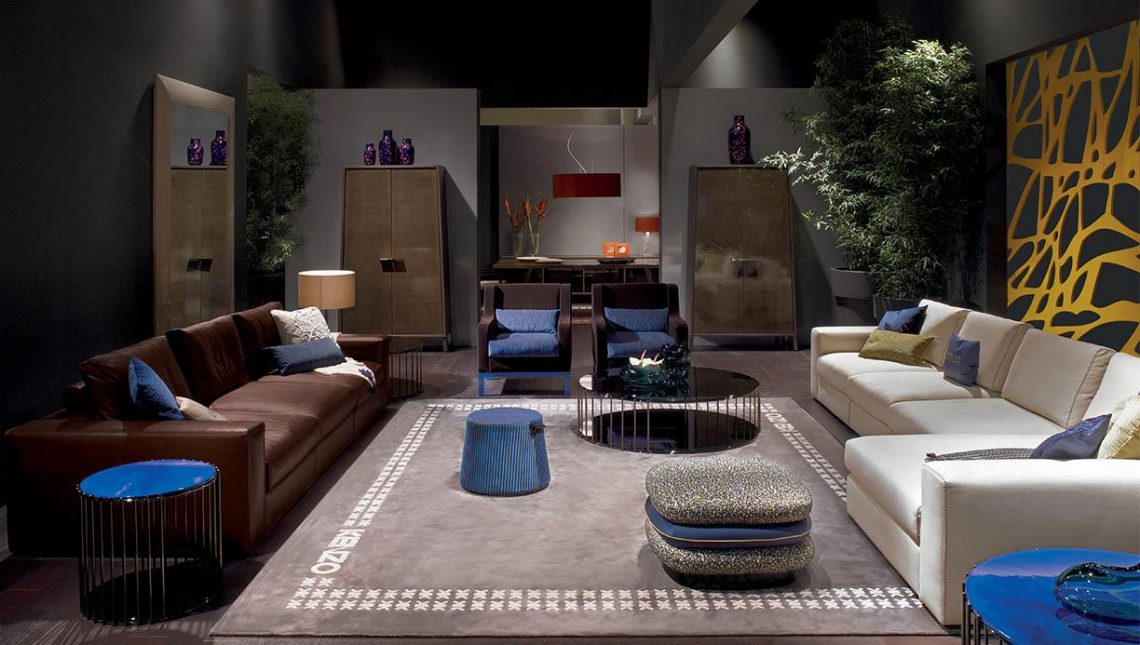 maison et objet 2020 The Ultimate Guide of Maison et Objet 2020 Colecciones de muebles de Kenzo Maison scaled