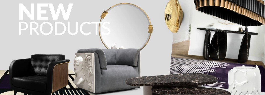 Discover The New Products Presented At Maison Et Objet In This Ebook! luxury products Ebook Featuring New Luxury Products by Luxury Brands Discover The New Products Presented At Maison Et Objet In This Ebook capa