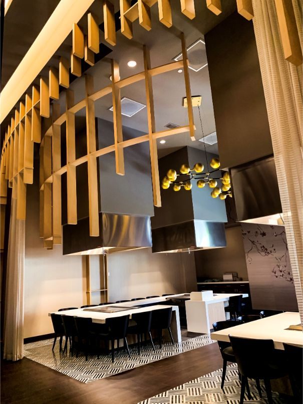 tandem A Sophisticated Asian Restaurant by Tandem Design A Sophisticated Asian Restaurant by Tandem Design 2