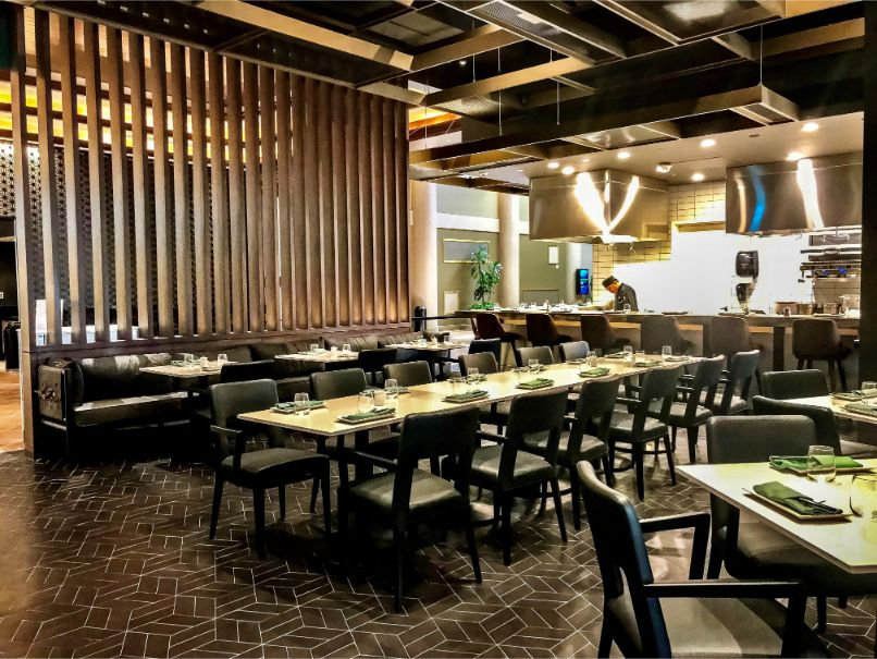 tandem A Sophisticated Asian Restaurant by Tandem Design A Sophisticated Asian Restaurant by Tandem Design 4