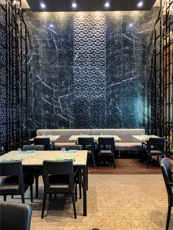 tandem A Sophisticated Asian Restaurant by Tandem Design A Sophisticated Asian Restaurant by Tandem Design 7
