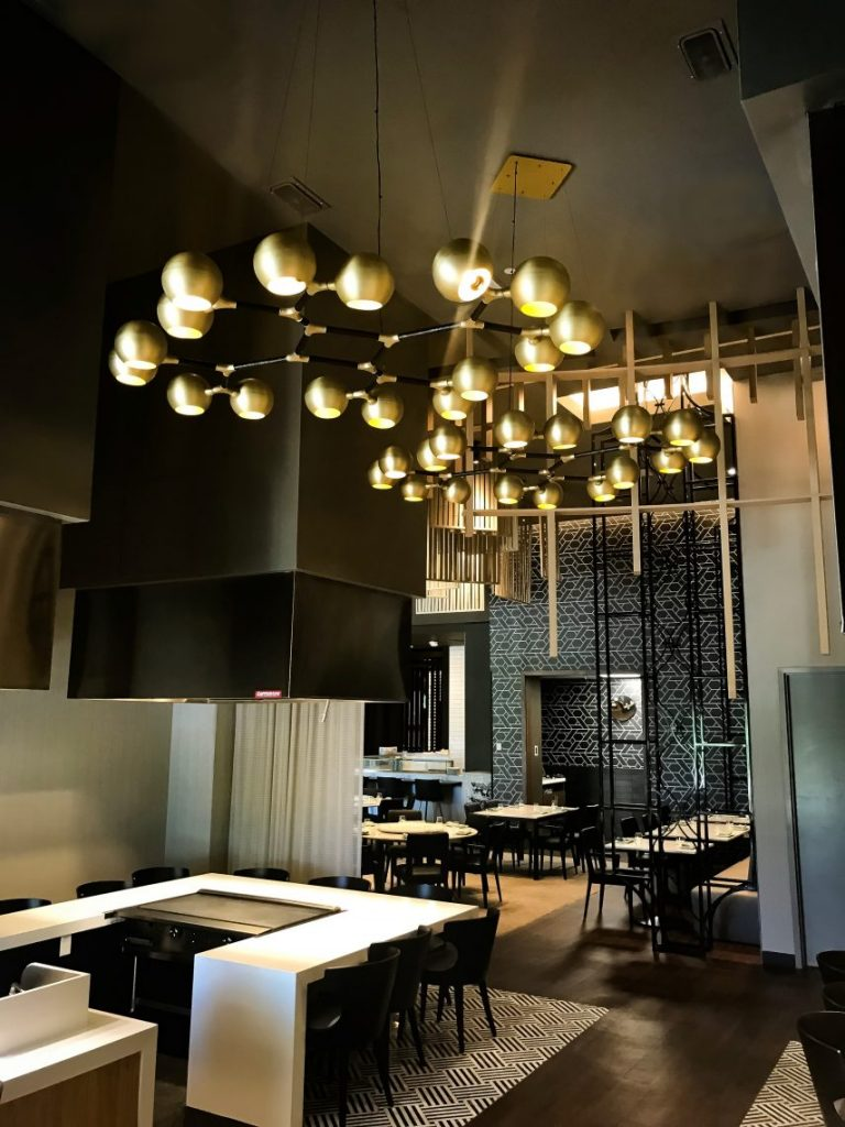 tandem A Sophisticated Asian Restaurant by Tandem Design Lighting 2 003 scaled