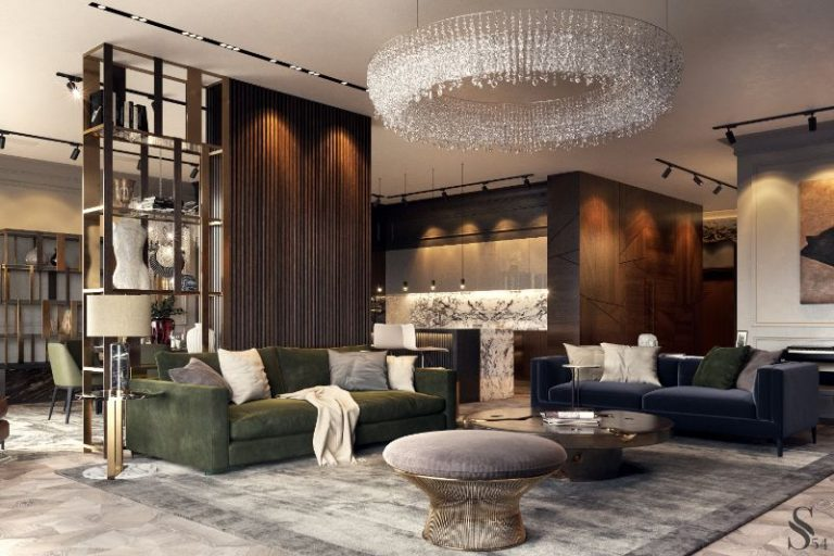 A Luxury Apartment in Russia Designed by Studia-54 studia-54 A Luxury Apartment in Russia Designed by Studia-54 A Luxury Apartment in Russia Designed by Studia 54 2