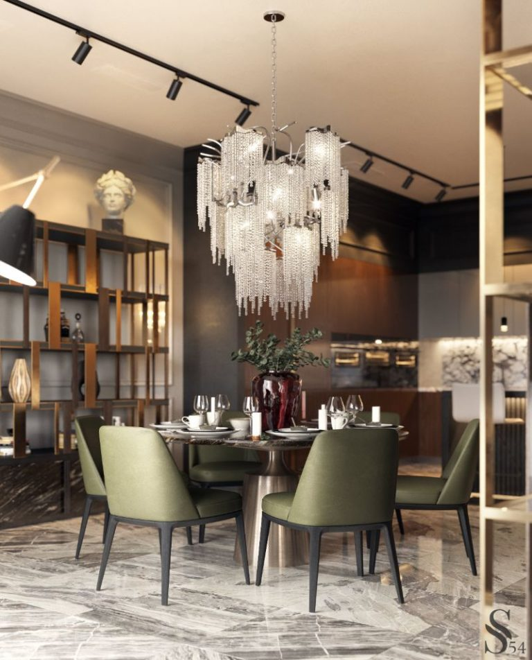 A Luxury Apartment in Russia Designed by Studia-54 studia-54 A Luxury Apartment in Russia Designed by Studia-54 A Luxury Apartment in Russia Designed by Studia 54 6