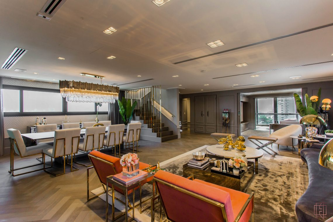 A One of A Kind São Paulo Penthouse by Electrix Design 1 electrix design A One of A Kind São Paulo Penthouse by Electrix Design A One of A Kind S  o Paulo Penthouse by Electrix Design 1 scaled