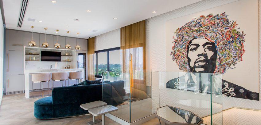 A One of A Kind São Paulo Penthouse by Electrix Design A One of A Kind S  o Paulo Penthouse by Electrix Design