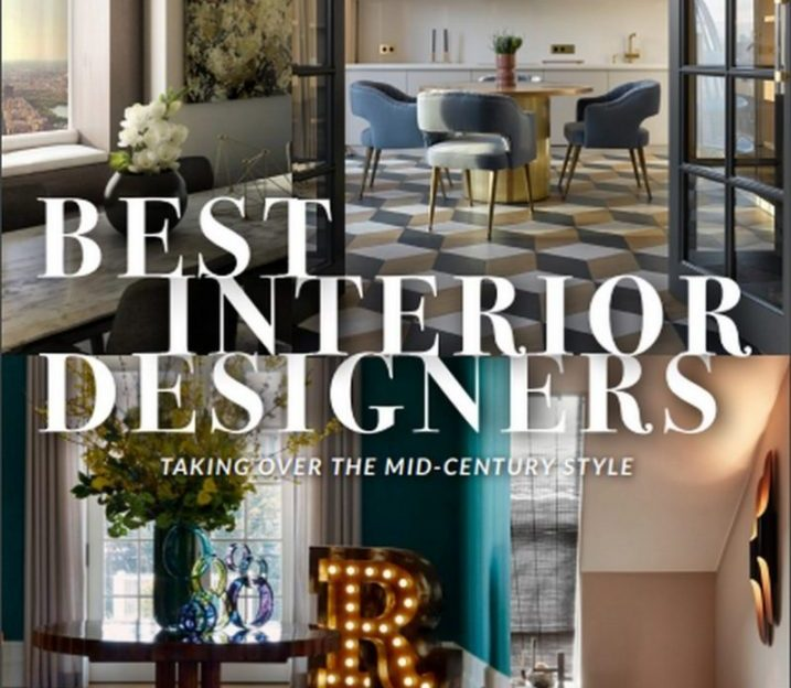 Discover 30 of the Best Mid-Century Designers of the World