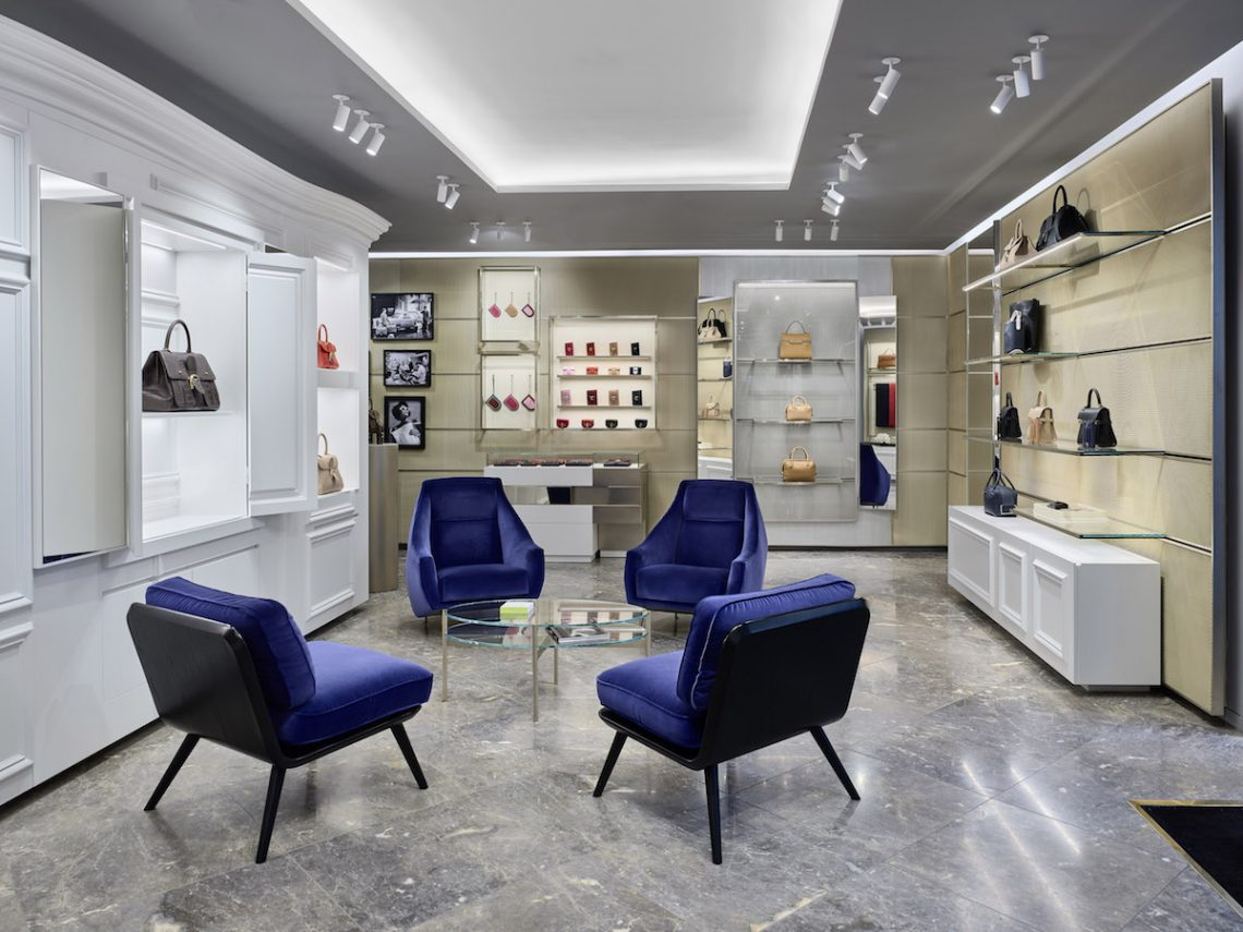 Vudafieri-Saverino Designed Delvaux's First Store in New York vudafieri-saverino Vudafieri-Saverino Designed Delvaux's First Store in New York Ph credits Frank Oudeman scaled