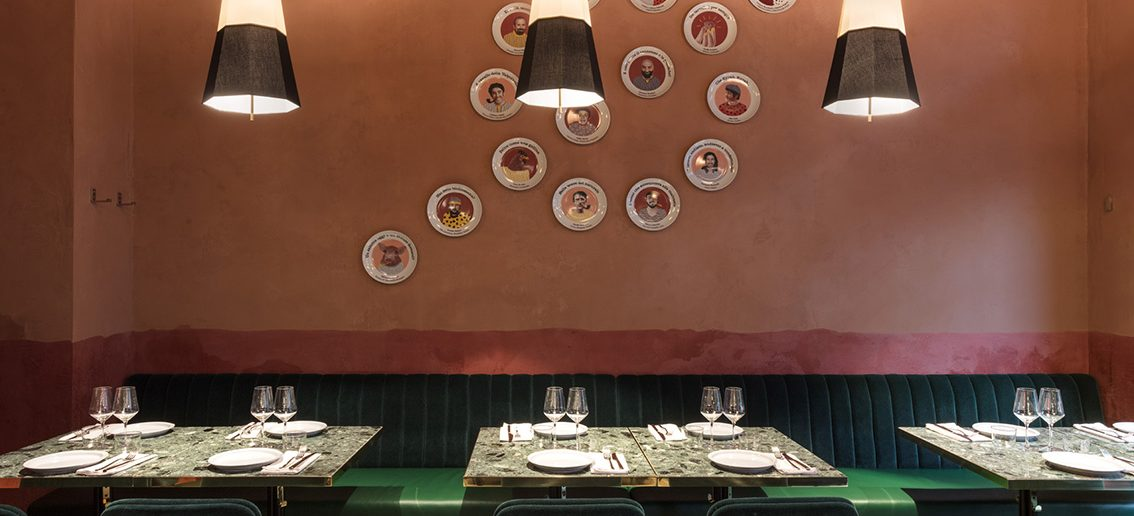 Vudafieri-Saverino's Amazing Røst Restaurant Project in Milan