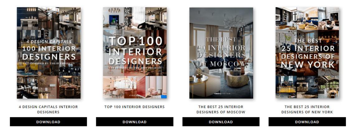 interior design Free and Inspirational Interior Design Ebooks That You Will Love gyazzo