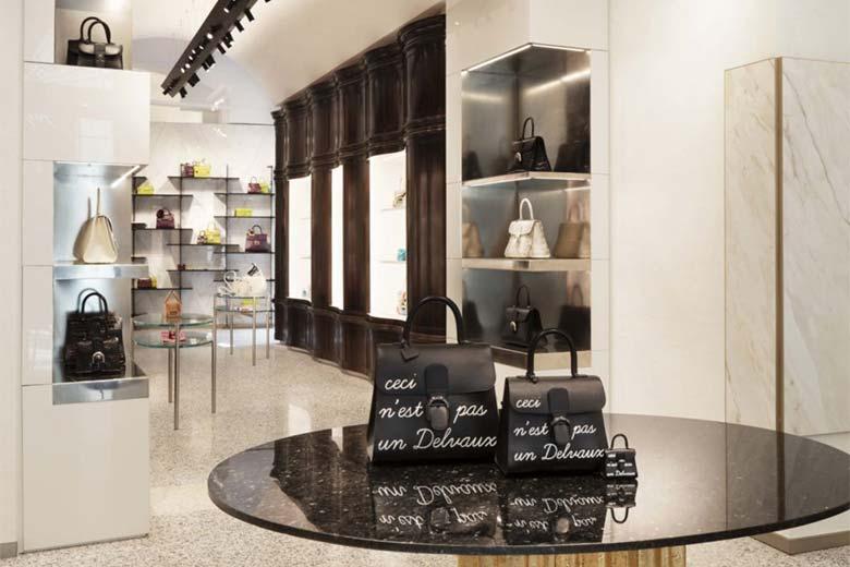 vudafieri-saverino Vudafieri-Saverino Designed Delvaux's First Store in New York vudafieri 5