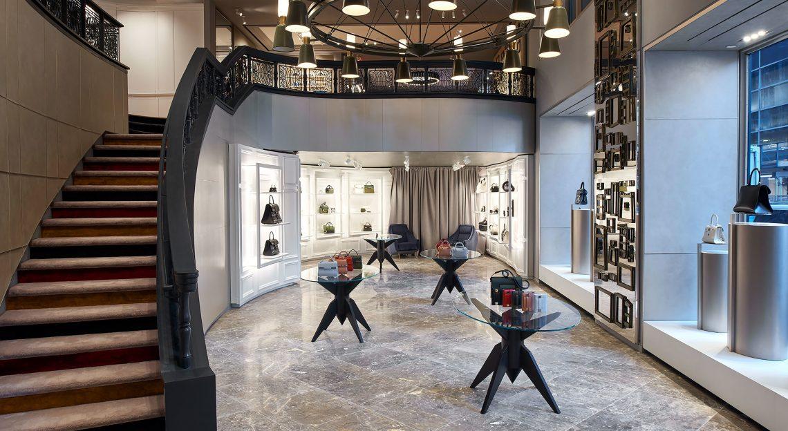 vudafieri-saverino Vudafieri-Saverino Designed Delvaux's First Store in New York vudafieri2 1140x624