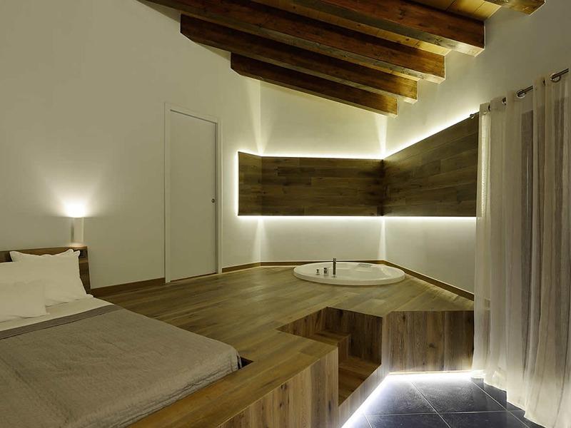 alberto apostoli A Stunning Hospitality Project of Alberto Apostoli in Sicily wood