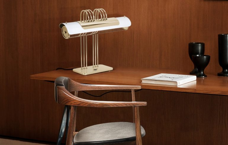 mid-century How to Spice Up Your Office WIth Mid-Century Lighting 7 Mid Century Table Lamps For Your Office Decor That Are Unique Deals capa 770x491 1