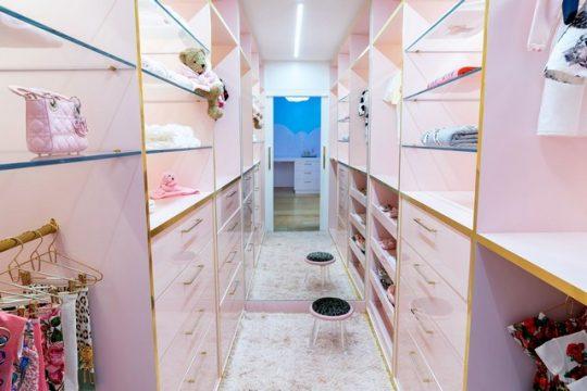 Fantastic Kids Bedroom Fantasy Design in Brazil