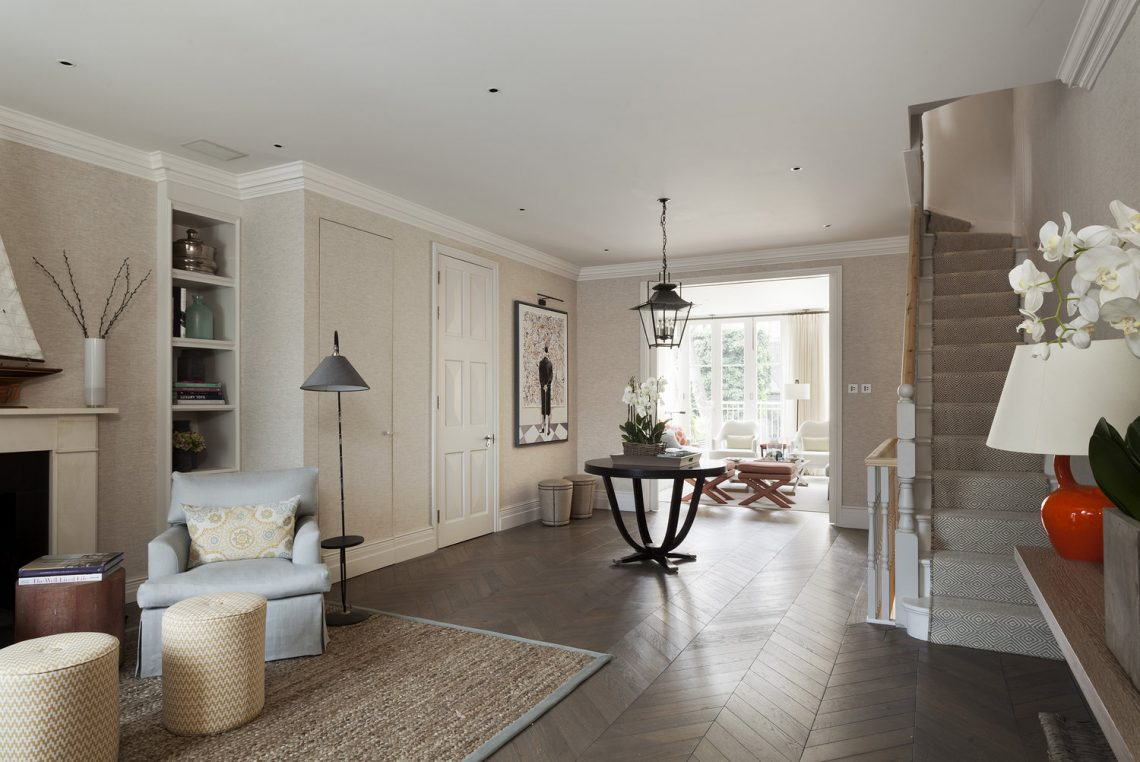 Sophisticated House Decor in Central London By Melissa and Miller Interiors melissa and miller Sophisticated House Decor in Central London By Melissa and Miller Interiors Sophisticated House Decor in Central London By Melissa and Miller Interiors 3 scaled