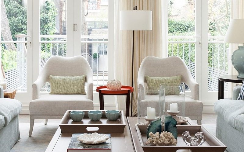 melissa and miller Sophisticated House Decor in Central London By Melissa and Miller Interiors Sophisticated House Decor in Central London By Melissa and Miller Interiors 6 800x500
