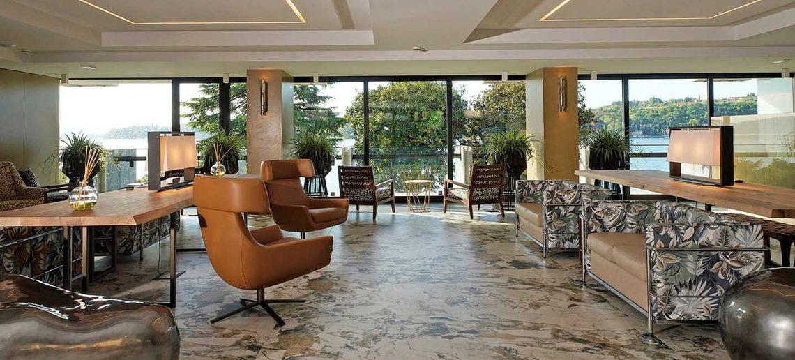 hotel salò du parc The Amazing Hotel Salò du Parc Restyling Project by Studio Simonetti Studio Simonetti 2 scaled 1140x516