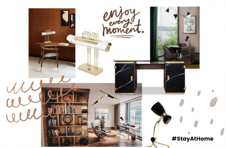 mid-century How to Spice Up Your Office WIth Mid-Century Lighting design