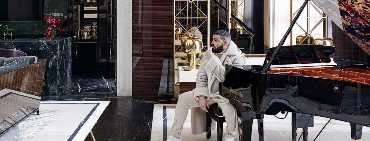amazing mansion Discover Drake's Amazing Mansion in Toronto drake