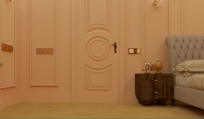 elegant penthouse Elegant Penthouse Project by Ksenia Schwarzmann featured 1