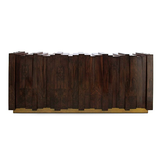 amazing products Amazing Products Ready to Ship Inspired by Nature nazca walnut sideboard mid century modern design by brabbu 1