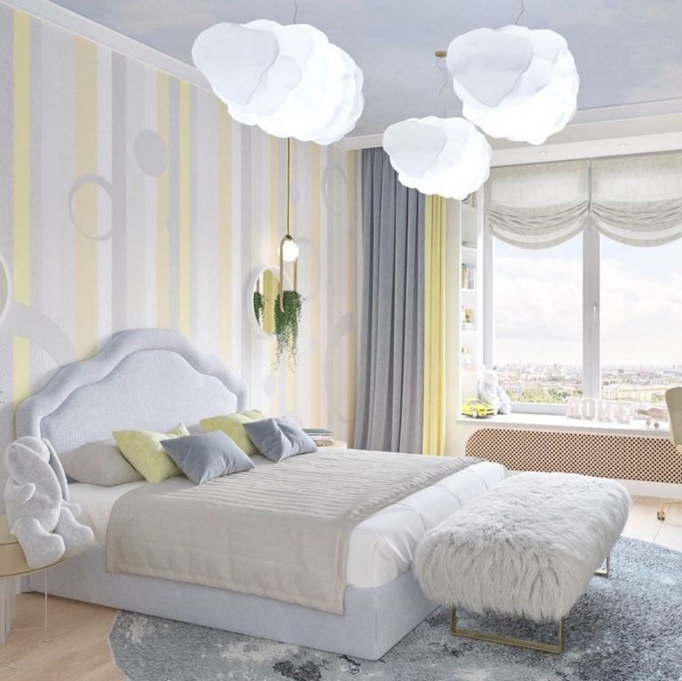bsk design The Dreamiest Kids Bedroom Design by BSK Design The Dreamiest Kids Bedroom Design by BSK Design 2