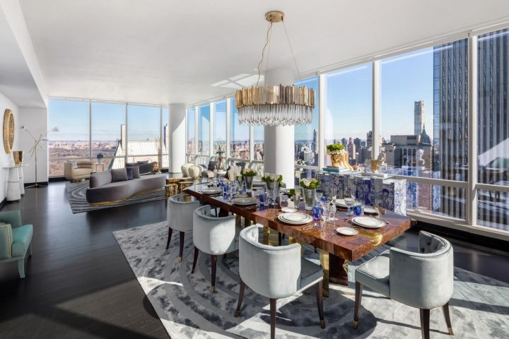 CovetED Magazine  How to Renovate a Bespoke Big Apple Apartment with Roberto Rincon covet nyc