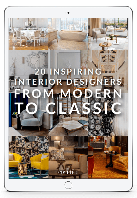 interior designers Amazing Ebook Featuring Interior Designers From Modern to Classic Design modern designers book