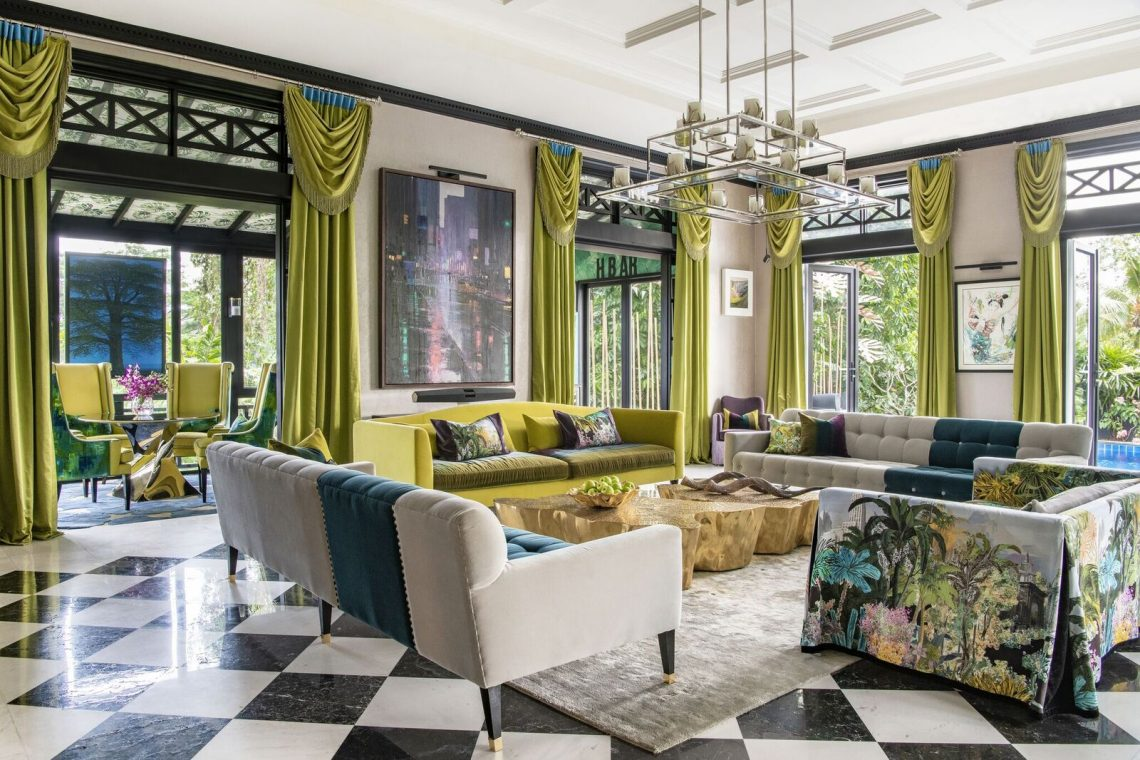 Design Intervention's Award Winning Project in Singapore