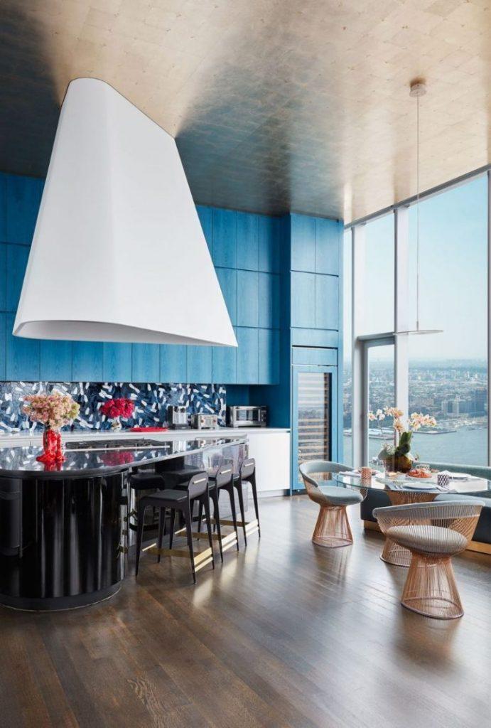 new york apartment A Fantastic Modern New York Apartment by Richard Mishaan A Fantastic Modern New York Apartment by Richard Mishaan 11 scaled