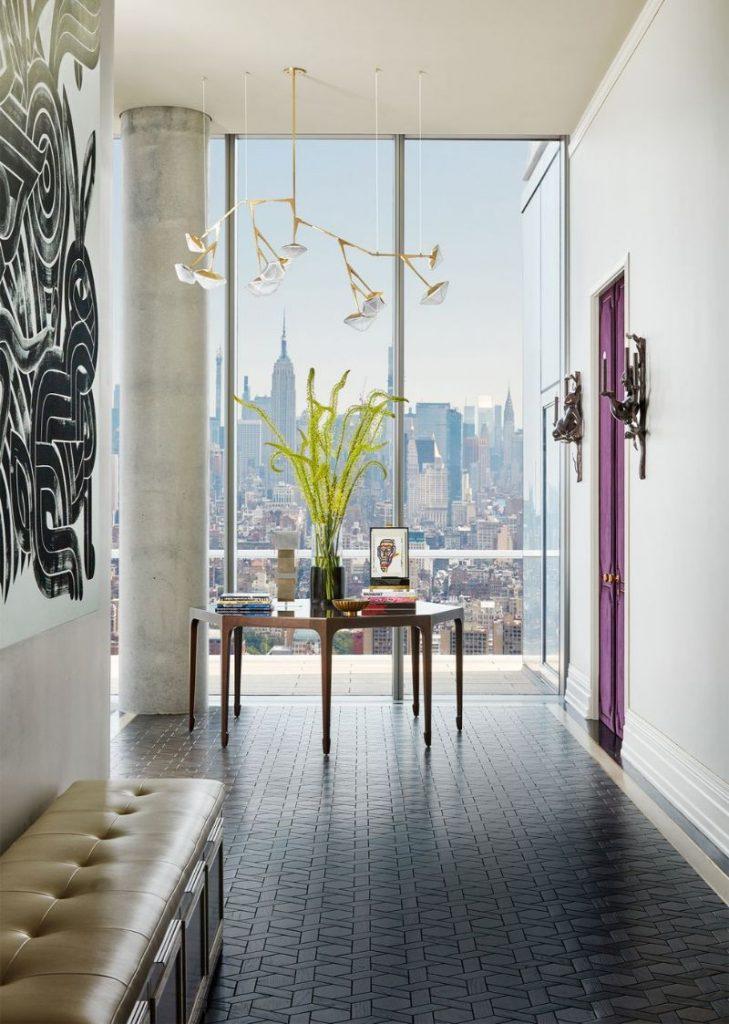 new york apartment A Fantastic Modern New York Apartment by Richard Mishaan A Fantastic Modern New York Apartment by Richard Mishaan 6