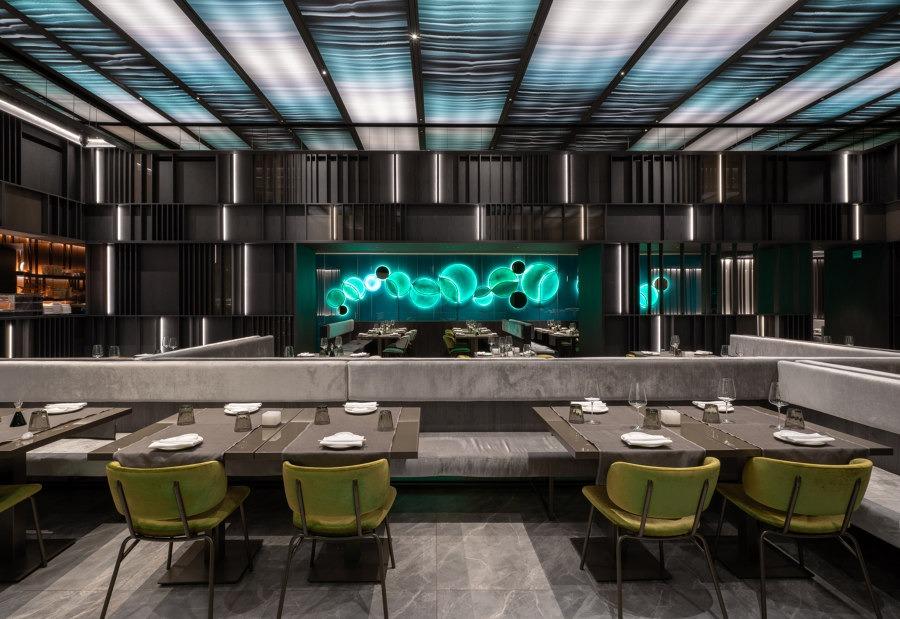 Maurizio Lai's Latest Restaurant Design Project Has a Touch of Fusion maurizio lai Maurizio Lai's Latest Restaurant Design Project Has a Touch of Fusion 1 1