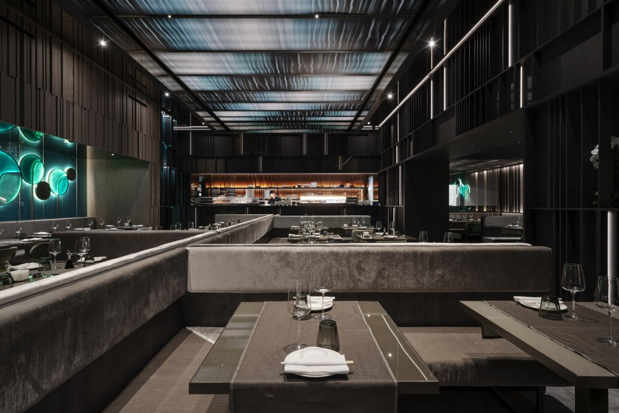Maurizio Lai's Latest Restaurant Design Project Has a Touch of Fusion maurizio lai Maurizio Lai's Latest Restaurant Design Project Has a Touch of Fusion 11 1