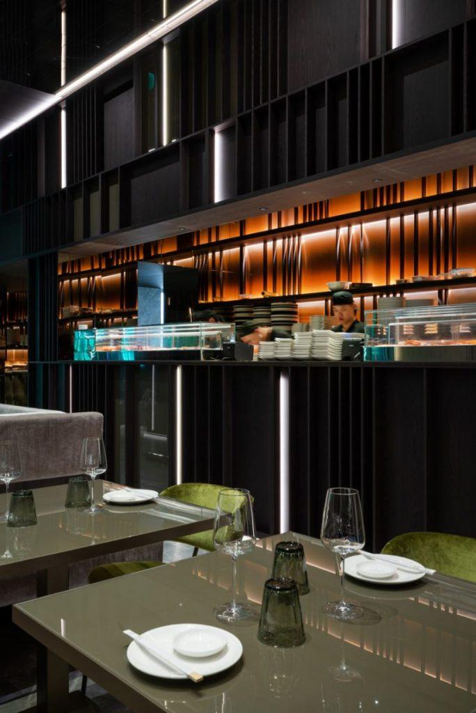 Maurizio Lai's Latest Restaurant Design Project Has a Touch of Fusion maurizio lai Maurizio Lai's Latest Restaurant Design Project Has a Touch of Fusion 12 1 scaled