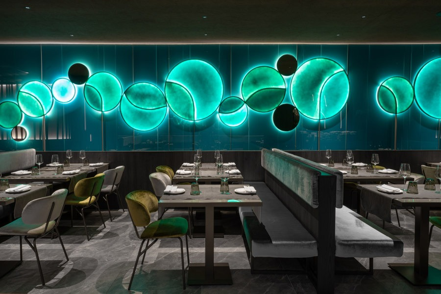 Maurizio Lai's Latest Restaurant Design Project Has a Touch of Fusion maurizio lai Maurizio Lai's Latest Restaurant Design Project Has a Touch of Fusion 8 1