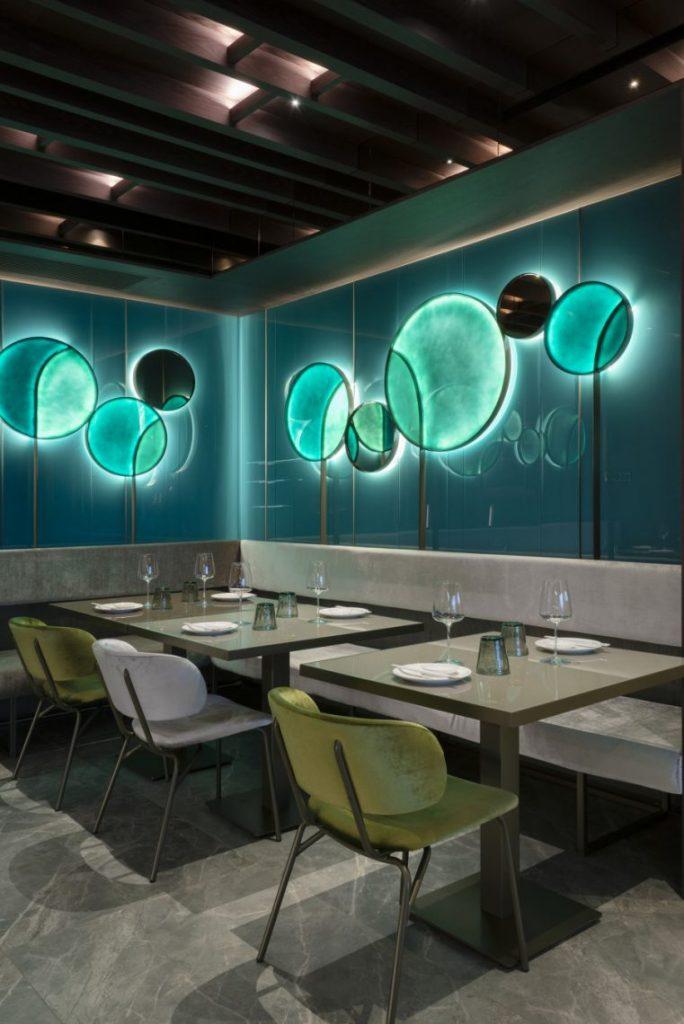 Maurizio Lai's Latest Restaurant Design Project Has a Touch of Fusion maurizio lai Maurizio Lai's Latest Restaurant Design Project Has a Touch of Fusion 9 1 scaled