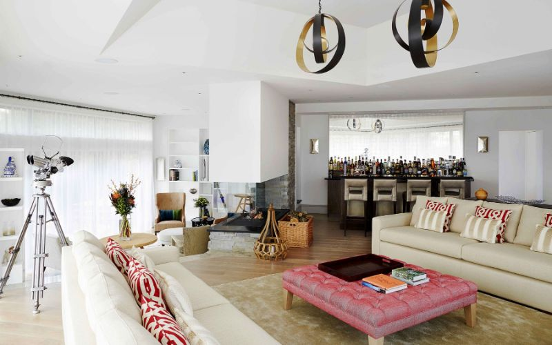 Wilkinson Beven's Amazing Mansion Design in Costwolds contemporary residence Contemporary Residence Designed by Wilkinson Beven in Costwolds Wilkinson Bevens Amazing Mansion Design in Costwolds 3
